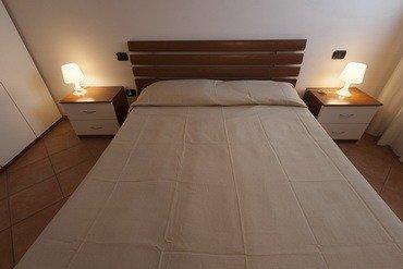 Camera Matrimoniale Per Uso Singolo.Appartamento 02 Pino Locanda Veneta
